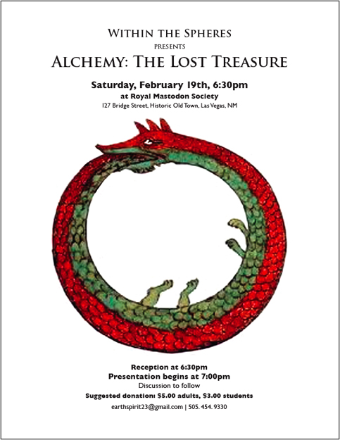 Within the Spheres presents: Alchemy: The Lost Treasure